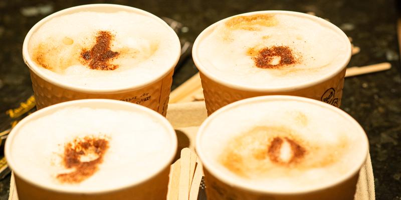 Cafe-to-go, nachhaltig