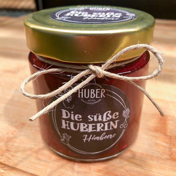Die süße Huberin – Fruchtaufstrich